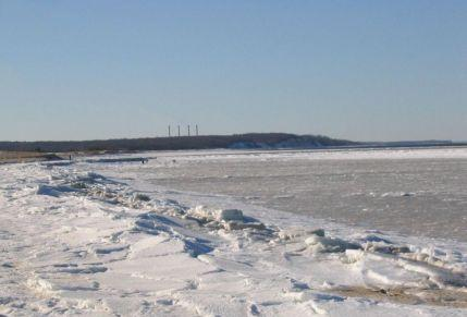 Sea Ice on Smithtown Bay 1/27/04